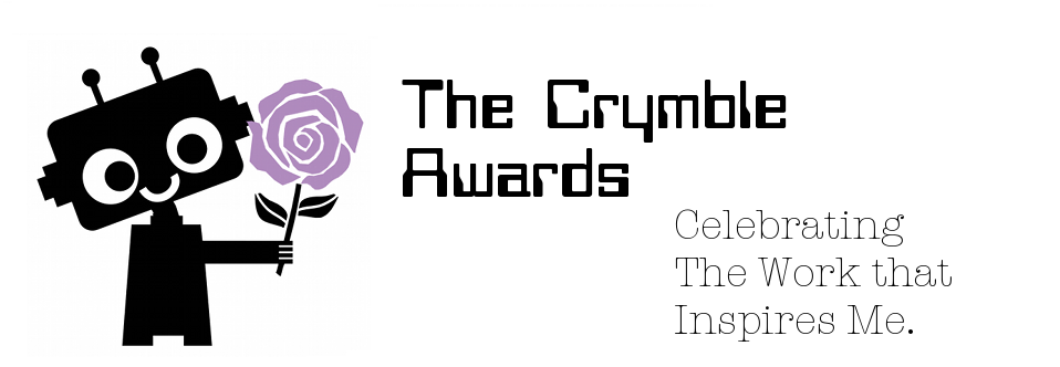 Crymble Awards banner