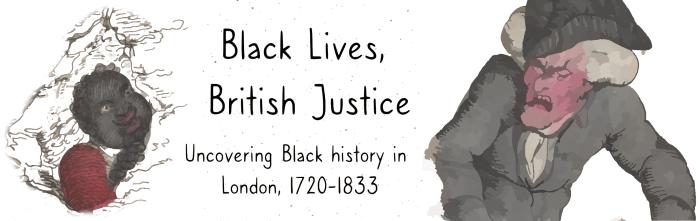 Black Lives, British Justice Logo